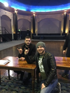 Finn Balor, Kyle West